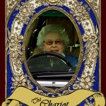Many do not know that Queen Elizabeth's vehicle of choice is not the royal coach, but her trusty Range Rover. The Chariot is about power, speed, and the unexpected, and when you get the Queen behind the wheel, you can expect all of those things.