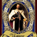 King George V ran both the country and his family with the iron hand of the Emperor, exerting will power and control.