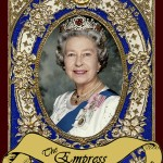 """Dignified and Regal, Queen Elizabeth II is """"Mother"""" to  many countries and people, as well as to her own four children. Like The Empress, she rules in both want and in abundance with sovereign strength."""