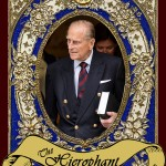"""Prince Philip was royalty in his own right when he married (then) Princess Elizabeth. In many ways, like the Hierophant, he is """"the power behind the throne"""" and guides the conscience of the Queen and their family members."""