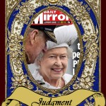 The royals face judgment every day in public opinion and the press. The other side of the Judgment card is rising above adversity to enlightenment, which they also seem to do.