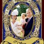 The Sun is arguably the brightest, happiest card of the Major Arcana of the Tarot and there is no better representation than of the newest royal subfamily, Prince William and Kate with their beautiful, happy children. The joy and happiness this family exudes is very much in keeping with The Sun card.