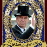 Prince Andrew, the Duke of York, shot into the public spotlight when he married the partner in crime of beloved Princess Diana, Sarah Ferguson. Once he and Sarah divorced, Andrew fell out of the public spotlight and is the walking proof that the Wheel of Fortune turns. Sometimes, you're up and sometimes, you're down.
